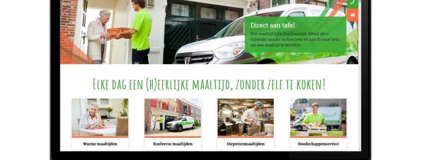 Website Van Smaak Drachten